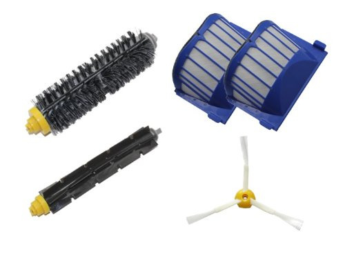 Cimc Llc Best Pet Brushes Out Now! For Roomba 500 600 Series 620 650 595 555 537 550 560 580 front-540081