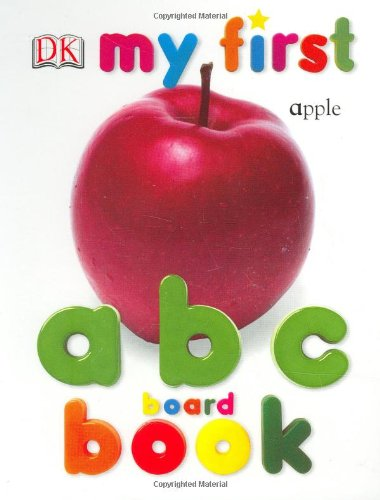My First Abc Board Book (My 1St Board Books) front-999788