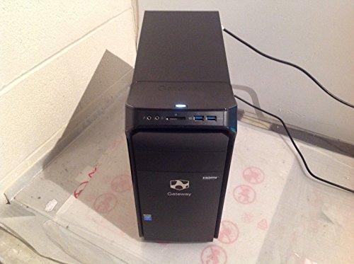 Gateway DX4885-UB3A Desktop Intel Core i5-4440 3.10GHz 8GB RAM - 1TB HDD - Win8