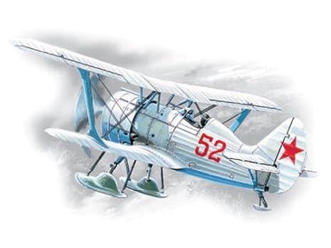 ICM 72013 1:72 I-15 WW2 Fighter Kit