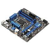 MSI Z77MA-G45 - LGA1155 Intel Z77DDR3 Chipset PCIE HDMI VGA DVI MATX Motherboard