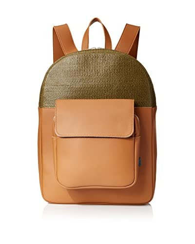 M.R.K.T. Frank Backpack I, Olive Green