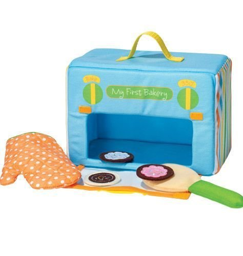 Tiny Tillia My First Bakery Oven Set