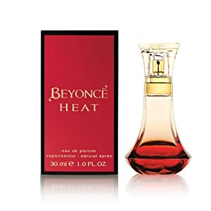 Beyonce Perfume, Heat, 1 Fluid Ounce