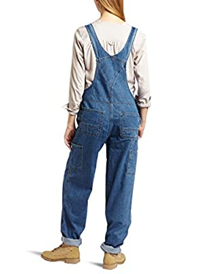 Carhartt Women's Denim Bib Overall Unlined