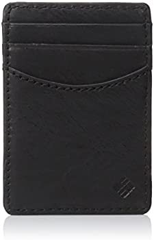 Columbia Men's Blocking Card Case Wallet