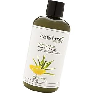 Bio Creative Lab Petal Fresh Organics Conditioner, Aloe and Citrus, 12 Fluid Ounce