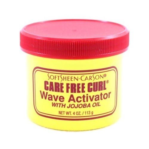 Amazon.com : Care Free Curl Wave Activator 4 oz. Jar (Case
