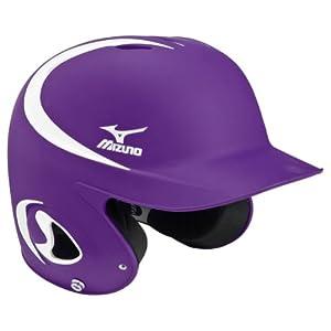 Mizuno Mbh250 Mvp G2 2-Tone Batting Helmets by Mizuno