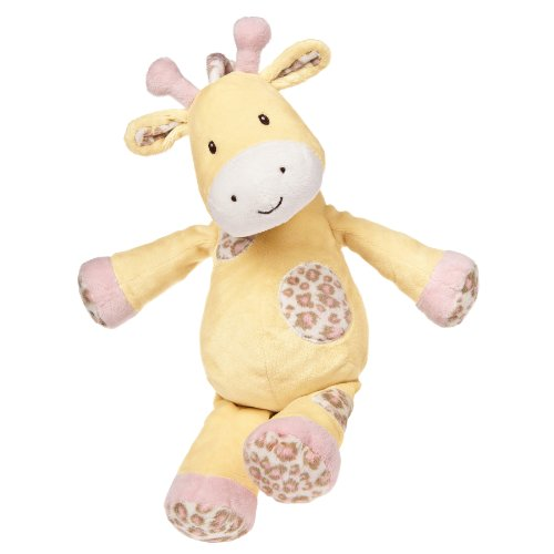 Mary Meyer Baby Safari Stuffed Toy, Giraffe front-982682
