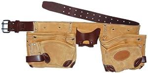 BucketBoss 88427 Leather Carpenters Apron