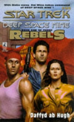 Image for The Conquered: Rebels Trilogy, Book 1 (Star Trek: Deep Space Nine, No. 24)
