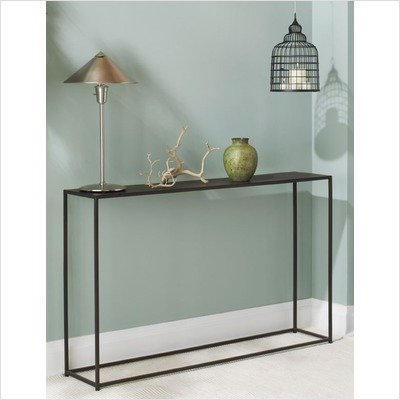 Cheap Urban Narrow Console Table in Coco (B003HY615O)