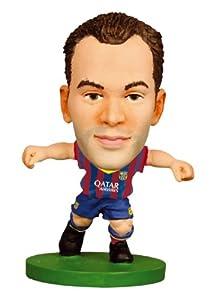 IMPS - Figura Soccerstarz F.C. Barcelona - Iniesta