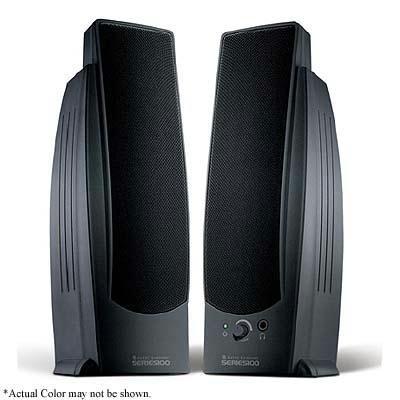 Altec Lansing 120Ww 2-Piece Speaker System