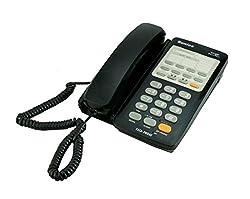 Sonics Two Line Hand's Free Speakerphone (Black)