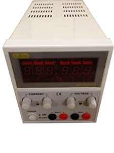 Dr.Meter HY3005F Regulated Linear DC Power Supply 30V 5A Fixed 5V/3A