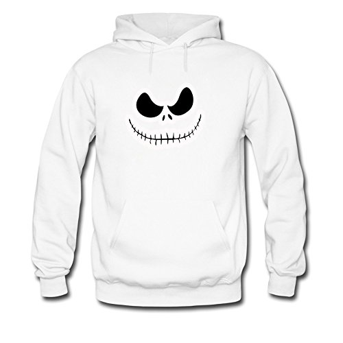 Nightmare Before Christmas Smiling Jack For Mens Hoodies Sweatshirts Pullover Outlet