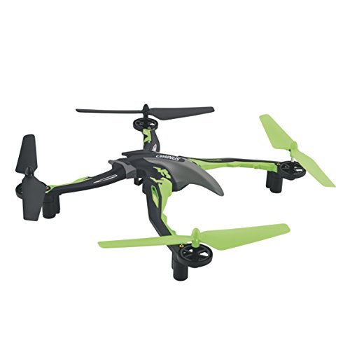Dromida Ominus Unmanned Aerial Vehicle (UAV) Quadcopter Ready-to-Fly (RTF) Drone, Green