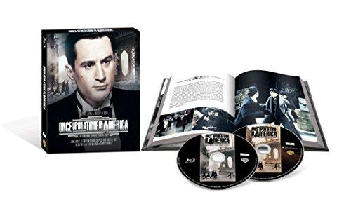 ワンス・アポン・ア・タイム・イン・アメリカ エクステンデッド版(初回限定生産/2枚組) [Blu-ray]