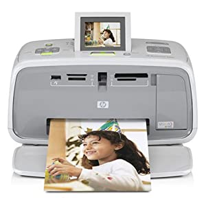 HP A616 Photosmart Compact Photo Printer