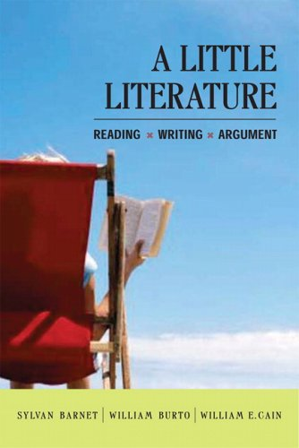 A Little Literature: Reading, Writing, Argument