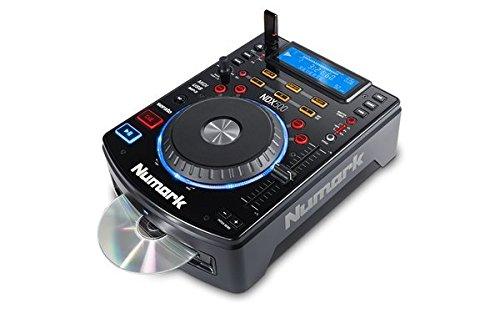 Numark NDX500 USB/CD Media Player & Software Controller | DJ Tools