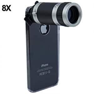 Mobile Phone Telescope Camera Lens for Apple Iphone 5: Cell Phones