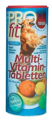 Artikelbild: TRIXIE 2939 Multi-Vitamin-Tabletten Hund, 400g