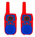 Spider-Man - Walkie-talkies digitales (Lexibook TW41SP)