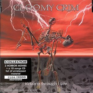 Reborn Through Hate by Gloomy Grim