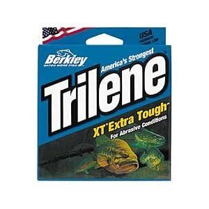 Berkley Trilene XT Filler Spools Pound test: 17 pound; Color: Low-Vis Green