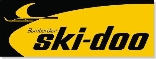 S-SD008 VINTAGE Ski-Doo Snowmobile Sign