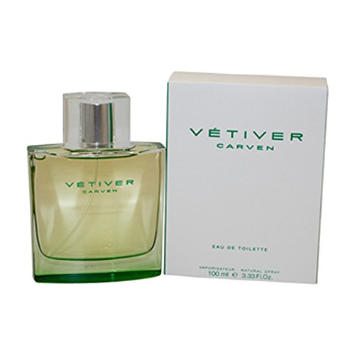 Carven Vetiver Eau de Toilette 100ml Spray