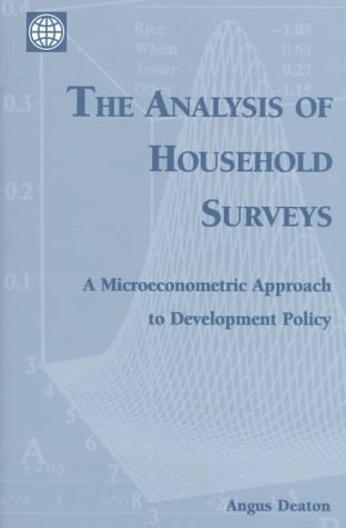 The Analysis of Household Surveys: A Microeconometric...