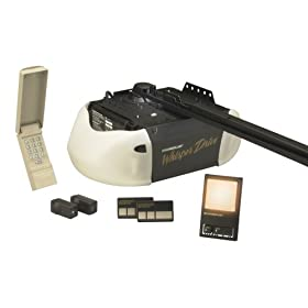 Chamberlain WD822KD Whisper Drive 1/2-HP Belt Drive Garage Door Opener