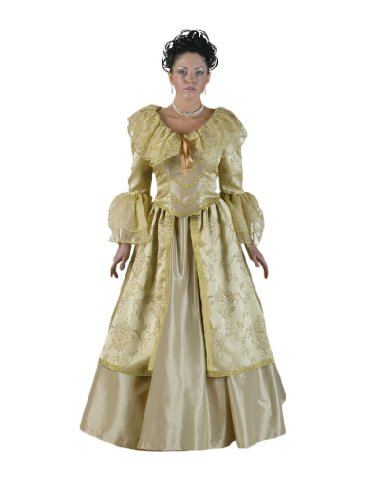 Women's Colonial Woman Dress Theater Costume