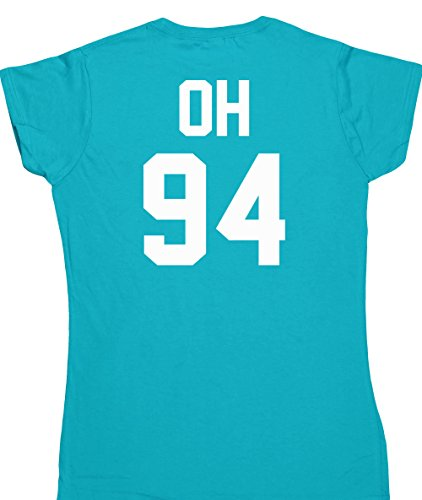 hippowarehouse-oh-94-printed-on-the-back-womens-fitted-short-sleeve-t-shirt