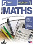 Plan�te Maths 5e : Alg�bre - Coffret...