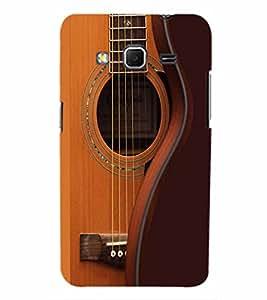 PrintVisa Music Guitar Strings 3D Hard Polycarbonate Designer Back Case Cover for Samsung Galaxy Core Prime G360