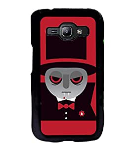 Fuson Premium 2D Back Case Cover I am boss With Pink Background Degined For Samsung Galaxy J1::Samsung Galaxy J1 J100F