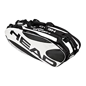 N. Djokovic Combi Tennis Bag