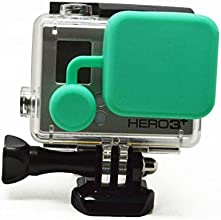 Camera Lens Cover Camera Housing Cover for Gopro Hero 3 Camera Only Made of Soft Silicone Protect Yo