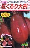 Amazon.co.jp【種子】紅くるり大根 3ml