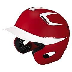 Easton Two-Tone Natural Grip Senior Batting Helmet by Easton