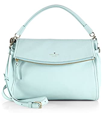 kate spade new york Cobble Hill-Little Minka Hobo Handbag (One Size, Grace Blue)