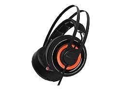 SteelSeries Siberia 650 51193 Gaming Headset (Black)