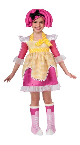 Lalaloopsy Deluxe Crumbs Sugar Cookie Costume – Small image