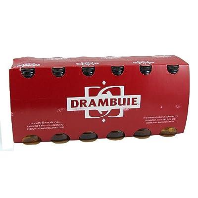 Drambuie Whisky Liqueur Miniature - 12 Pack by Drambuie
