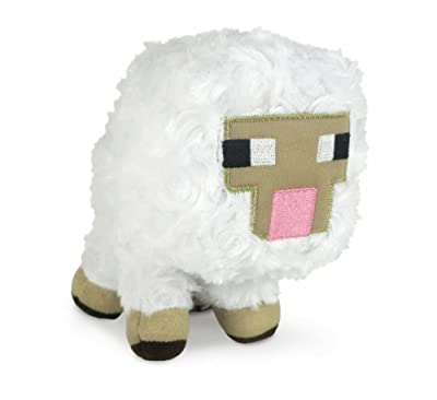 Minecraft Baby Sheep Plush from Minecraft
